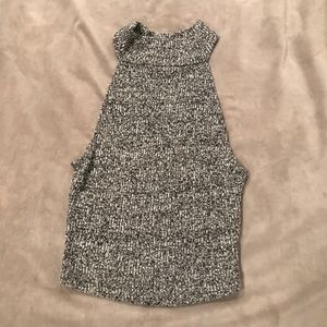 Pacsun Cropped Sweater Tank